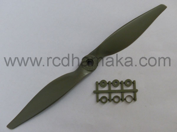 ELECTRIC 10x5E APC STYLE COMPOSITE PROPELLER