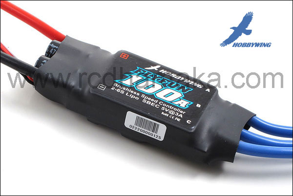 Hobbywing FlyFun 100A Brushless ESC (Genuine)