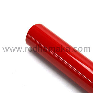 Covering Film Solid Bright Red 102