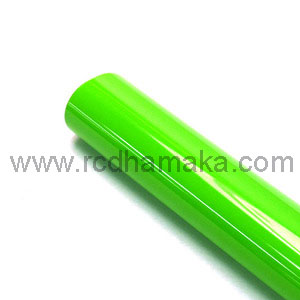 Covering Film Solid Fluorescent Green 120