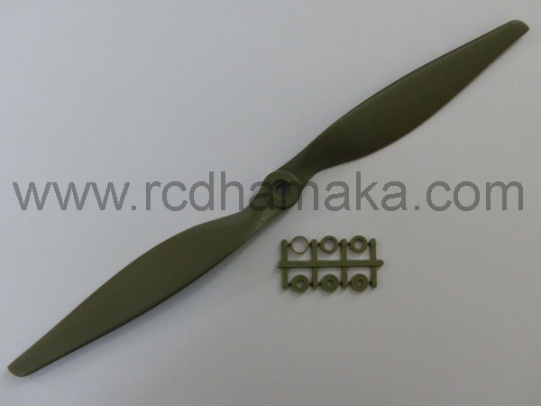 ELECTRIC 13x6.5E APC STYLE COMPOSITE PROPELLER