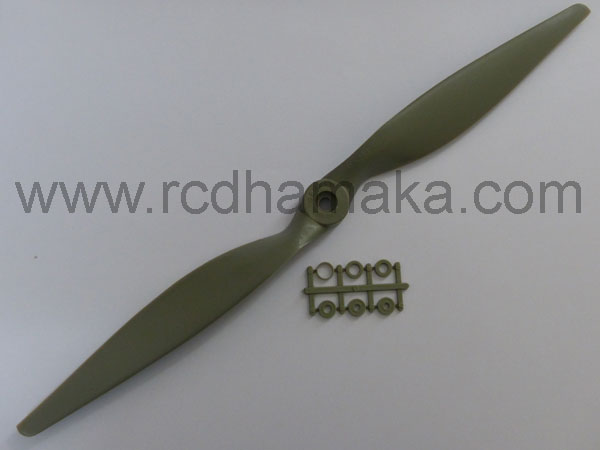 ELECTRIC 15x8E APC STYLE COMPOSITE PROPELLER