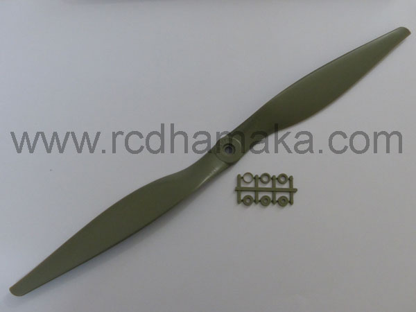 ELECTRIC 17x10E APC STYLE COMPOSITE PROPELLER