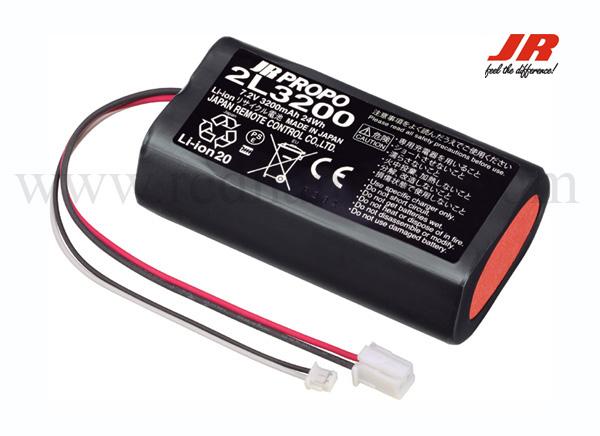 JR TX LI-ION Battery 2L3200 for XG14E / 28X