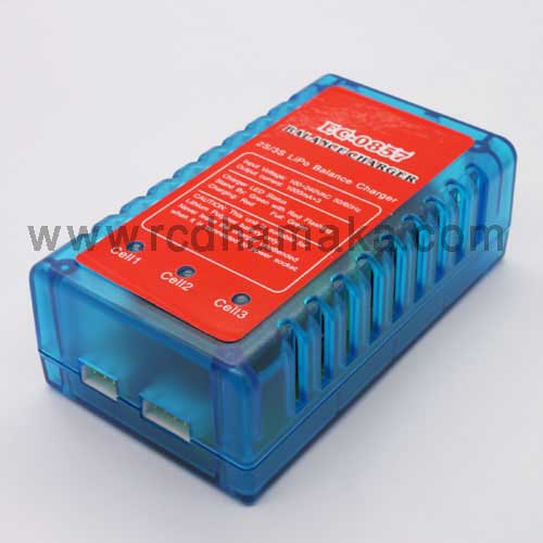 240V 2-3 CELL LI-PO BATTERY CHARGER