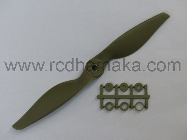 ELECTRIC 8x4E APC STYLE COMPOSITE PROPELLER