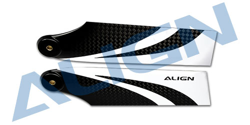 Align 90 Carbon Fiber Tail Blade HQ0900CT