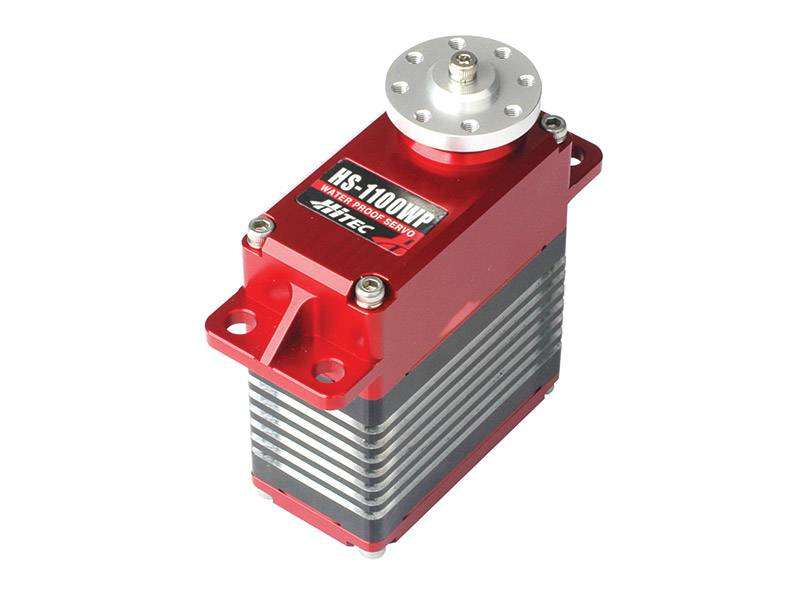Hitec HS-1100WP Ultra-Heavy Duty, Giant Waterproof Servo