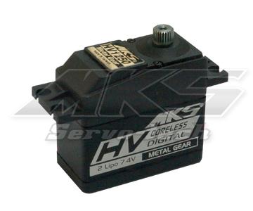 MKS HV1250 Servo