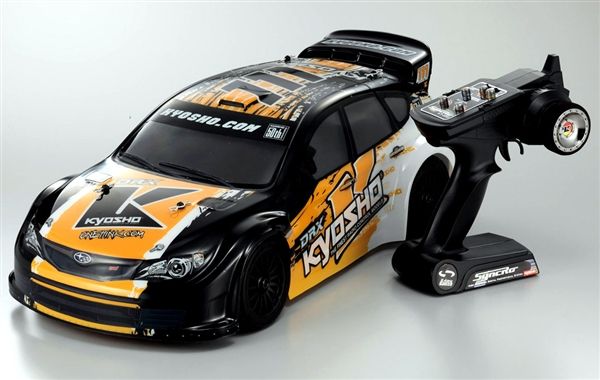 KYOSHO DRX VE SUBARU Ready Set 1/9 EP 4WD (RTR)