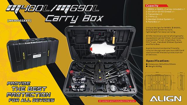 Align Carry Case M690003XXT