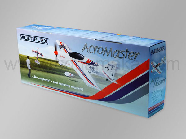 Multiplex AcroMaster Kit