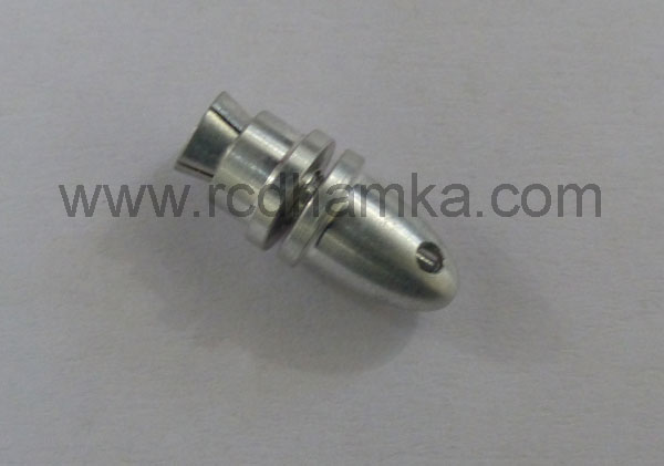 Alu E-Spinner Type Prop Adaptor For 2mm Shaft