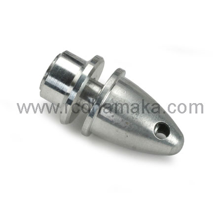 Alu E-Spinner Type Prop Adapter For 4mm Shaft