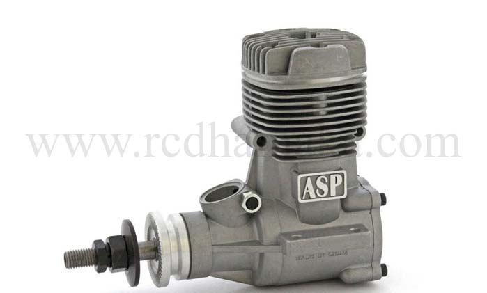 ASP S91 AII with Glow Plug
