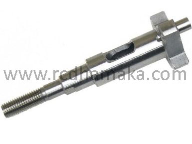 Crankshaft for ASP S40AII/S46AII