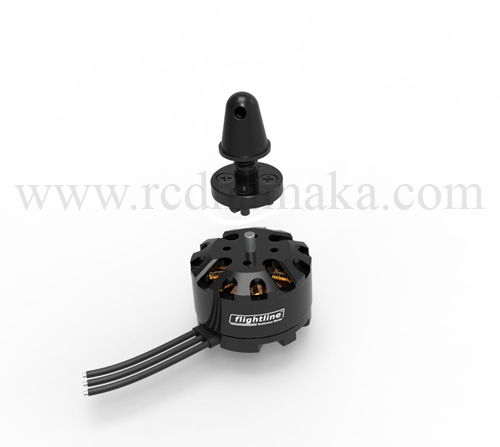 Flightline Multi-copter Motor MT3506 - 650Kv CW Thread