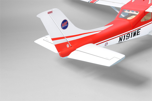"Phoenix Model Cessna 182 20CC Gas/EP ARF 82"" - 1:5 1/4 - Click Image to Close"