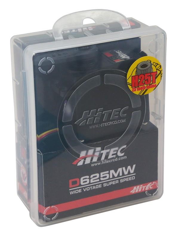 Hitec D-625MW 32-Bit High Speed Metal Gear Servo - Rs