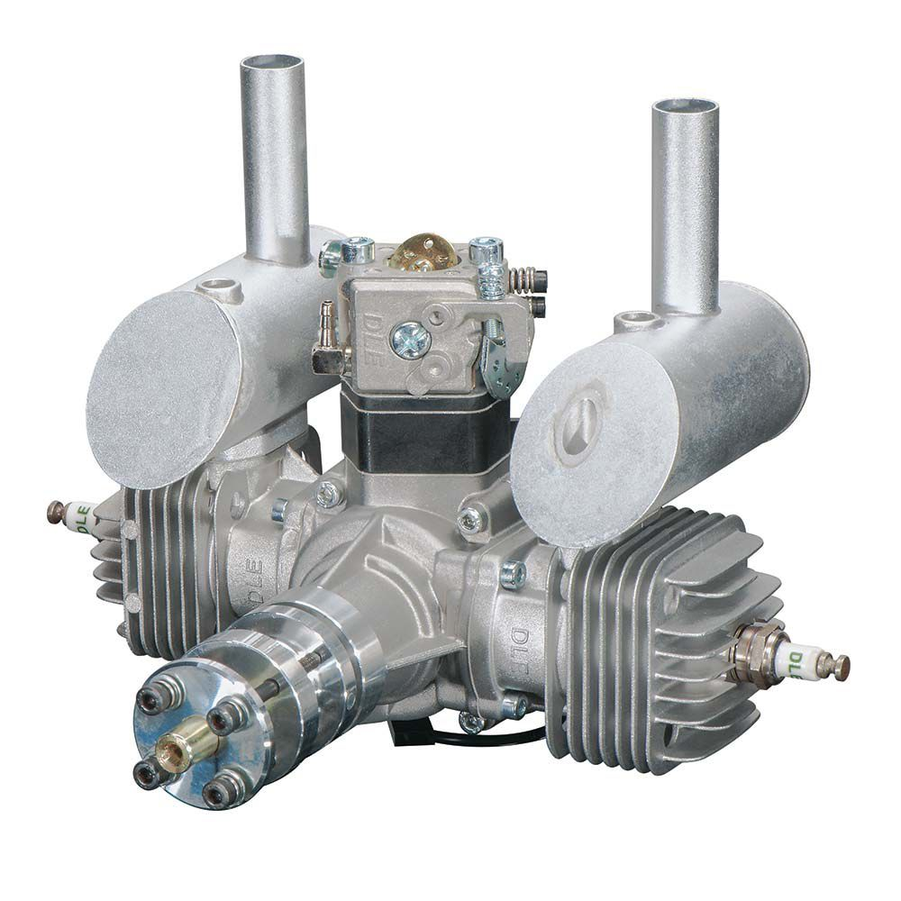 DLE 40cc Twin Gas Engine