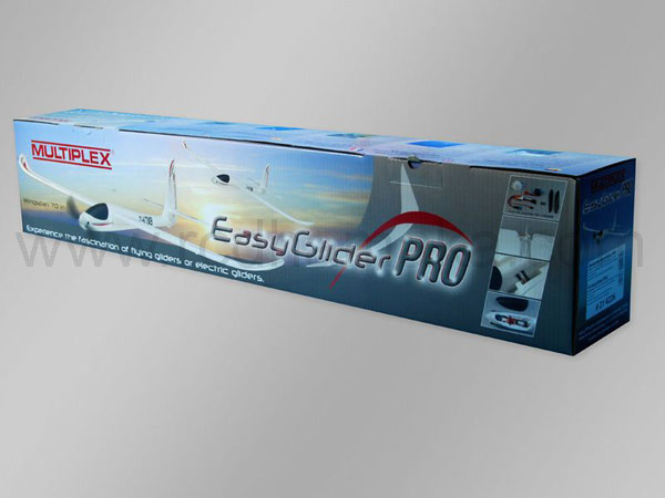 Multiplex Easy Glider Pro with Spinner Kit