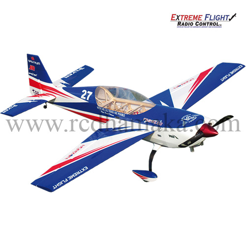 "Extreme Flight Extra 300 78"" GP - Blue"