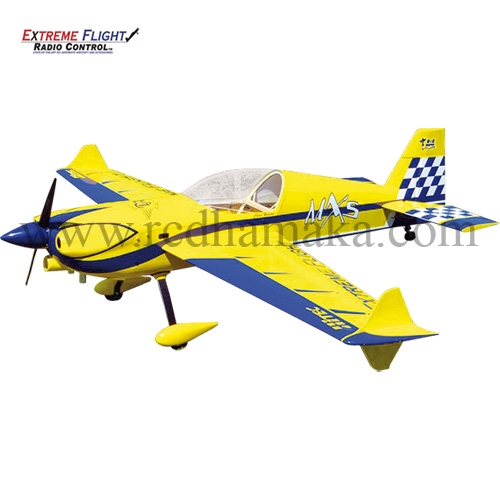 "Extreme Flight MXS 83"" - Yellow"