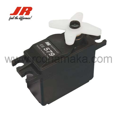 JR ES579 High Torque Standard Servo with Metal Gears
