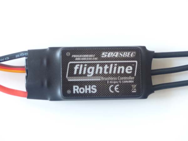 Flightline 50A ESC