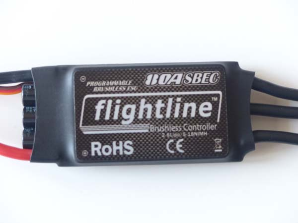 Flightline 80A ESC
