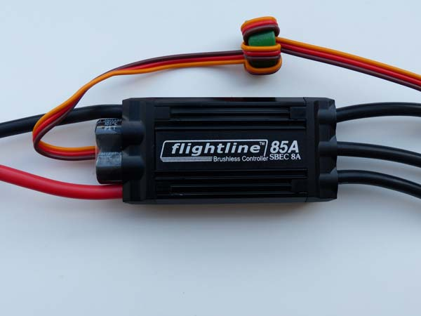 Flightline Pro Series 85A SBEC ESC