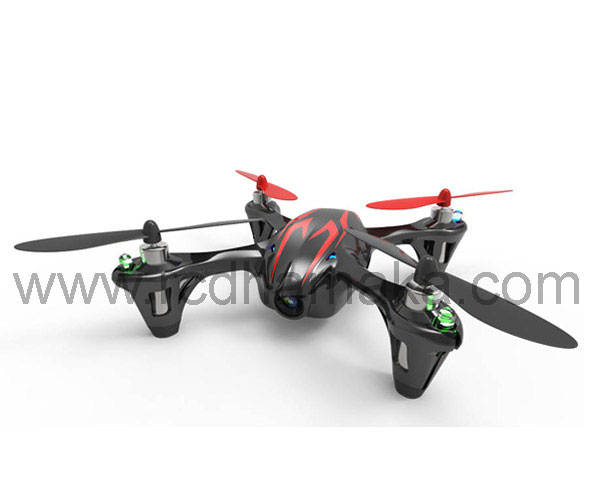 Hubsan X4 107C Camera RTF - Mode 1