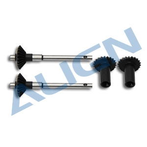 Torque Tube Rear Drive Gear Set - H45G002XXT