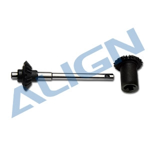 Torque Tube Rear Drive Gear Set - H60G003XXT