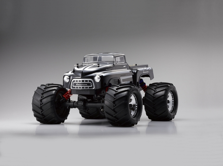 KYOSHO MAD FORCE KRUISER Ready Set 1/8 GP 4WD MONSTER TRUCK