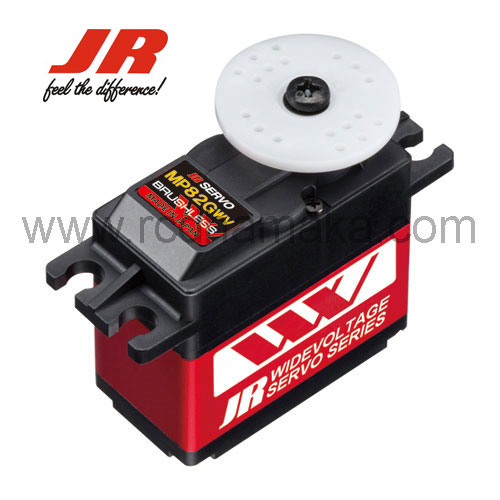 JR MP82GWV Digital Wide Voltage Servo