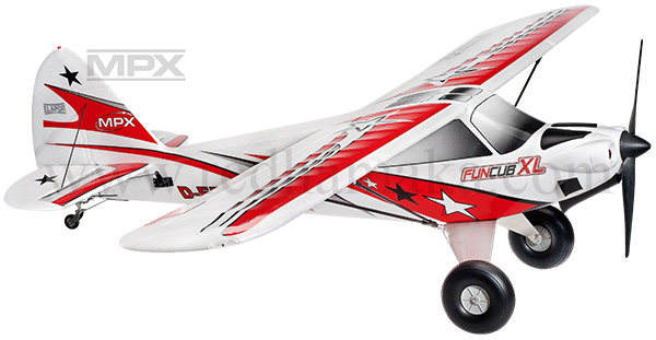Multiplex Funcub XL Kit