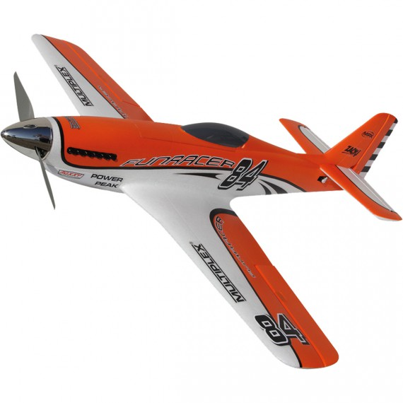 Multiplex FunRacer Orange Edition RR (PNP)