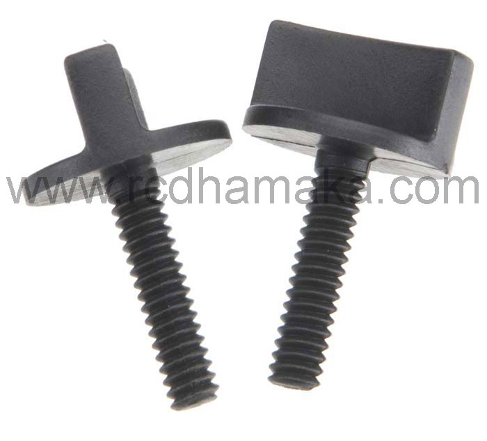 Nylon Wing Bolts M6 x L40mm