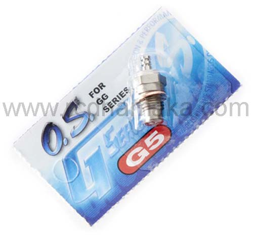 O.S. Glow Gas Plug G5 for GGT15