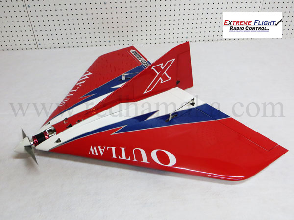 "Extreme Flight Outlaw 36"" Red - ARF"