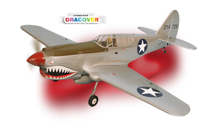 Phoenix P40 War Hawk .61~.91 / 15cc