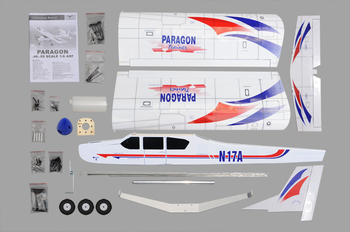 Phoenix Paragon .46~.55 High Wing Trainer