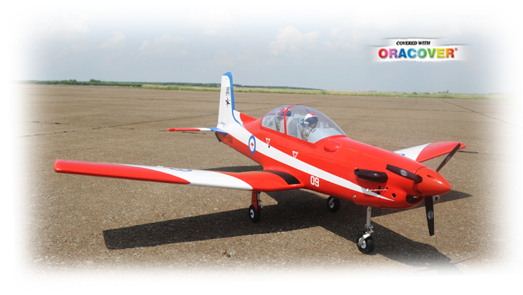 Phoenix Pilatus PC9 20cc