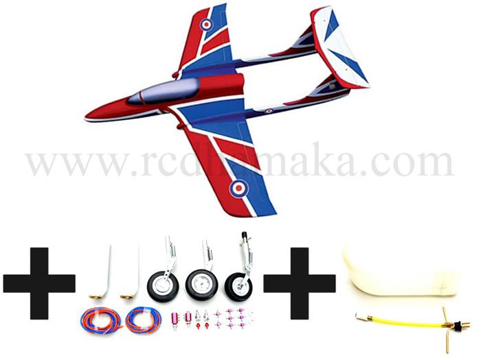 JSM Xcalibur (RAF Package)