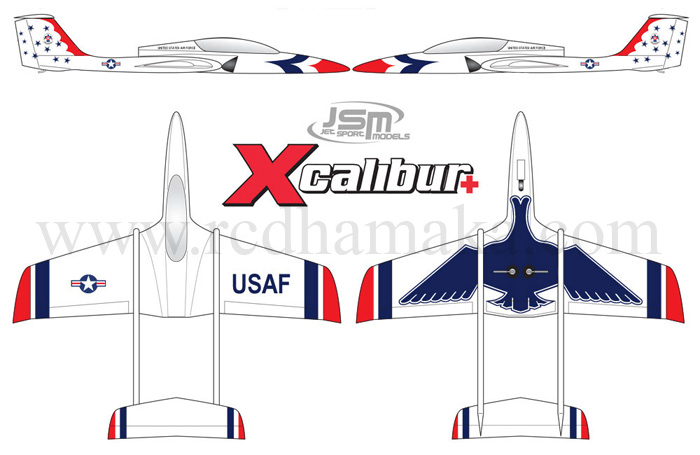 JSM Xcalibur (Thunderbird Package)