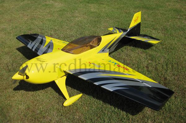SebArt Katana V2 50E - Yellow