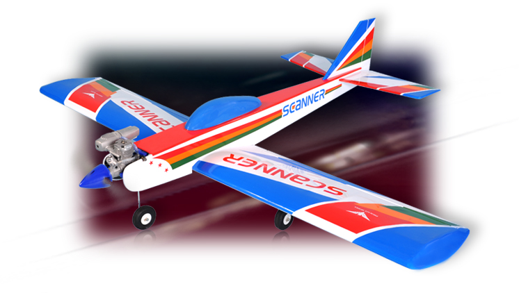 Phoenix Scanner .46~.55 Low Wing Trainer