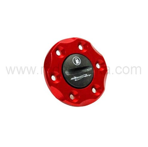Secraft V2 Single Fuel Dot Red
