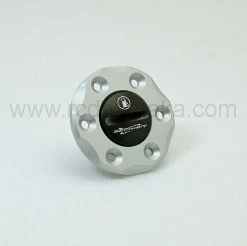 Secraft V2 Single Fuel Dot Silver